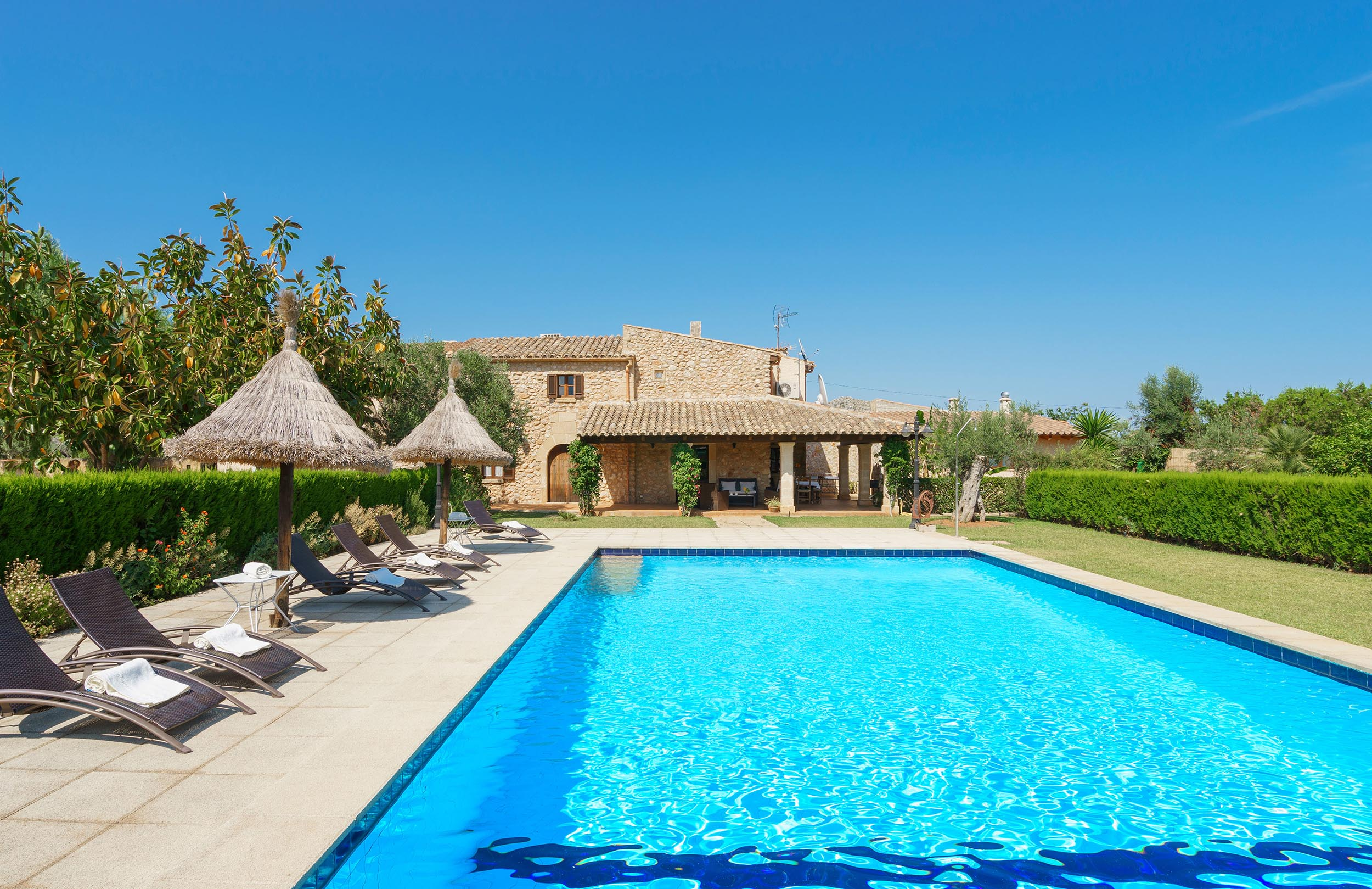 welcome villas de pollensa - mallorca luxury villas and fincas